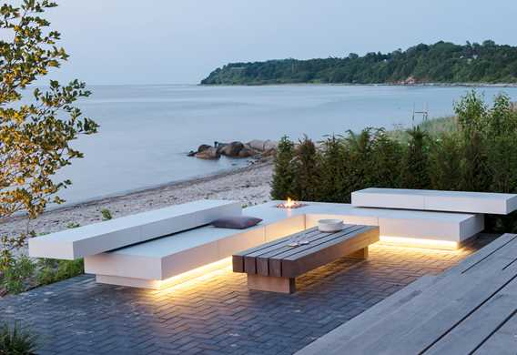 Udendørs loungemøbler - DesignHaver ApS