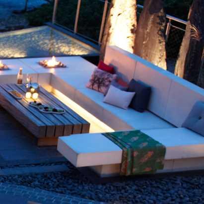 Udendørs loungemøbler   designhaver aps