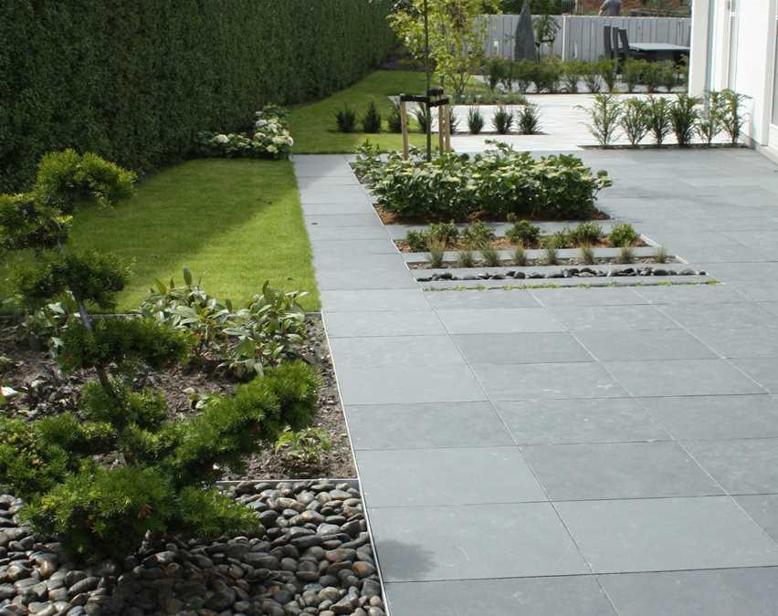 Havearkitekt Tor Haddeland skaber nye rum i haven