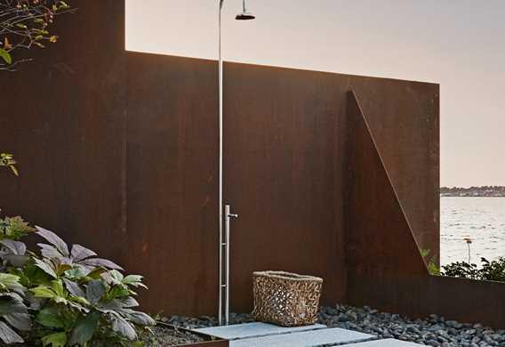 Havearkitektens rå materialer